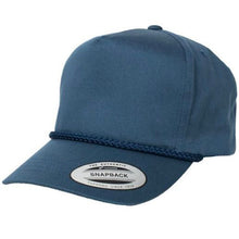Load image into Gallery viewer, Poplin Golf - Curve Peak Visor