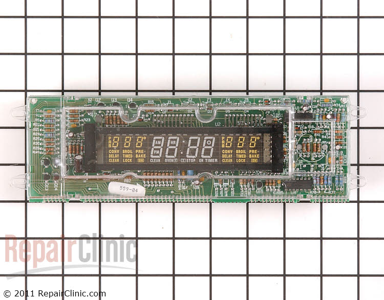 Image of control board part 62965