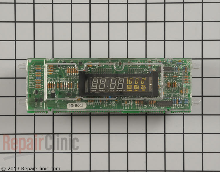Image of control board part 701006