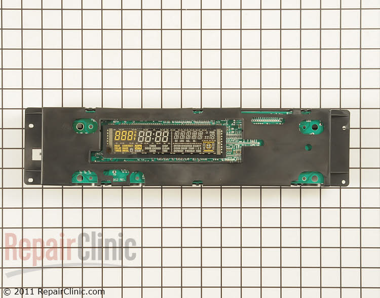 Image of control board part WPW10438710