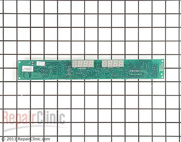 Image of control board part WR55X10159