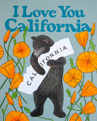 I Love You California Collection