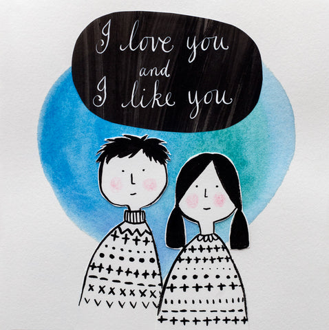 Love and Like You