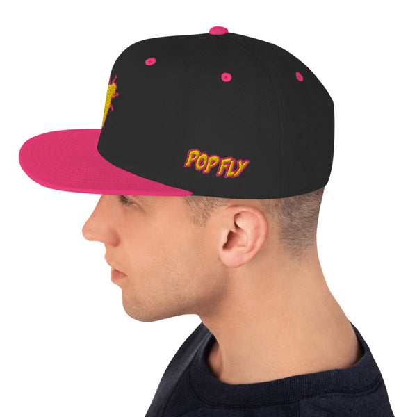 1987 Pop Fly Snapback Hat