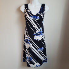 Load image into Gallery viewer, Unlined Reversible Round Neck or V-Neck Slip Dress