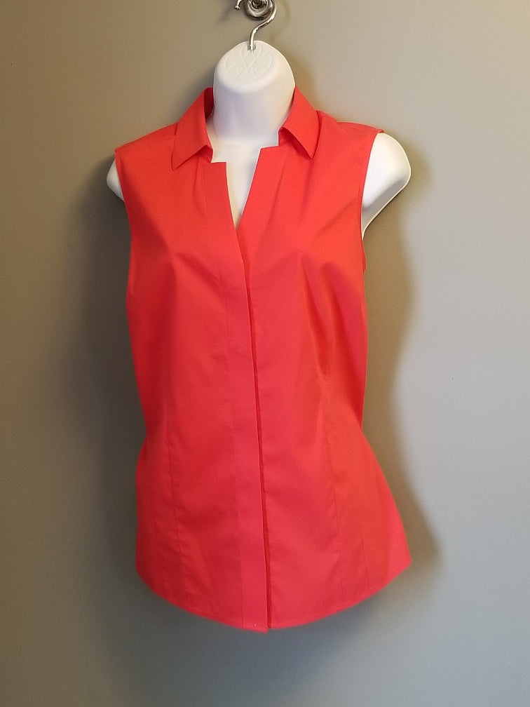 Stretch Sleeveless Shirt
