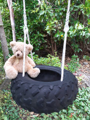 Play Centre Tyre Swing