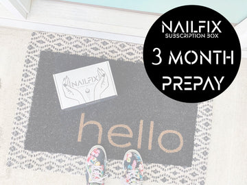 NAILFIX Subscription Box - (3 MONTH)