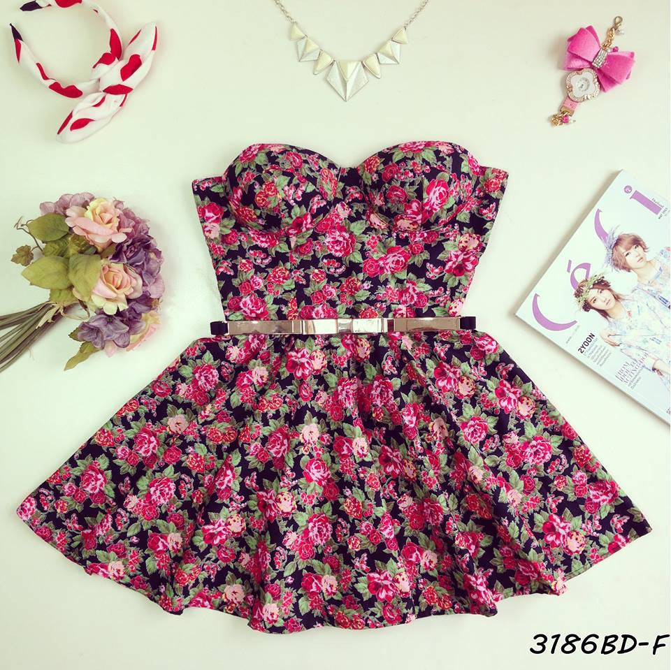 Redi Bustier Dress