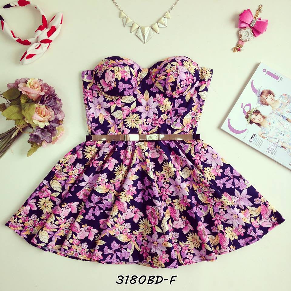 Goodie Bustier Dress