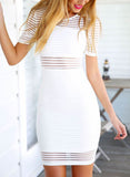 Let Me Love You Banded Dress - Sassitude  - 3