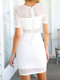 Let Me Love You Banded Dress - Sassitude  - 4