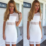 Let Me Love You Banded Dress - Sassitude  - 2