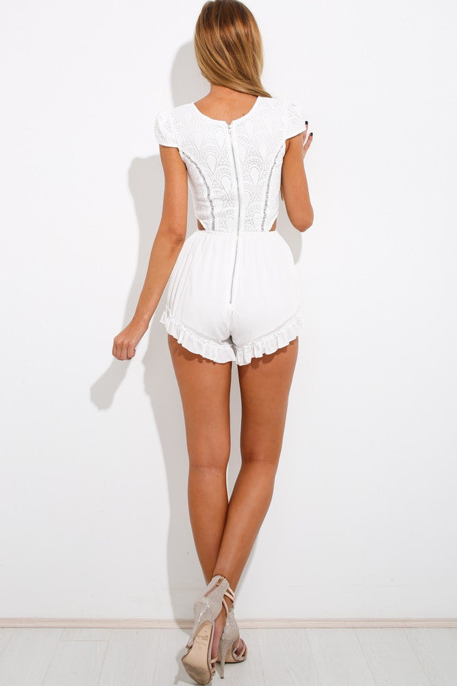 Beautiful Hearts Playsuit