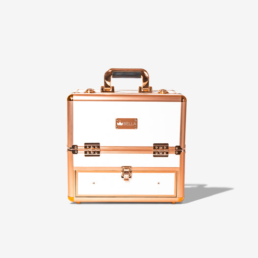 Large Rose Gold Kit Case