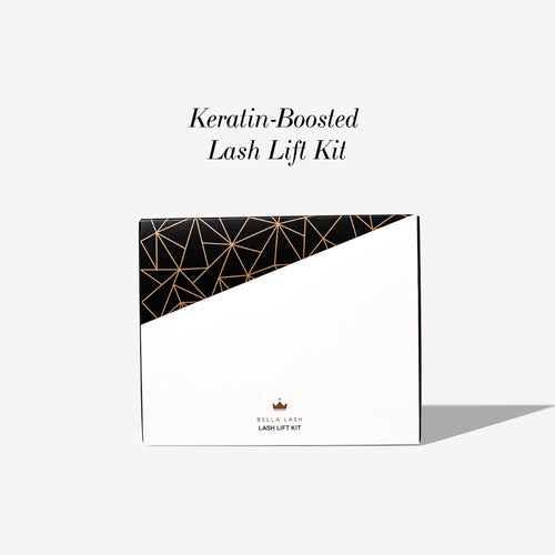 Keratin-Boosted Lash Lift Kit Box