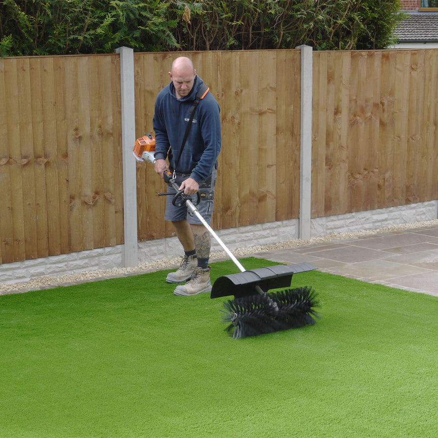 artificial grass installer landscaper