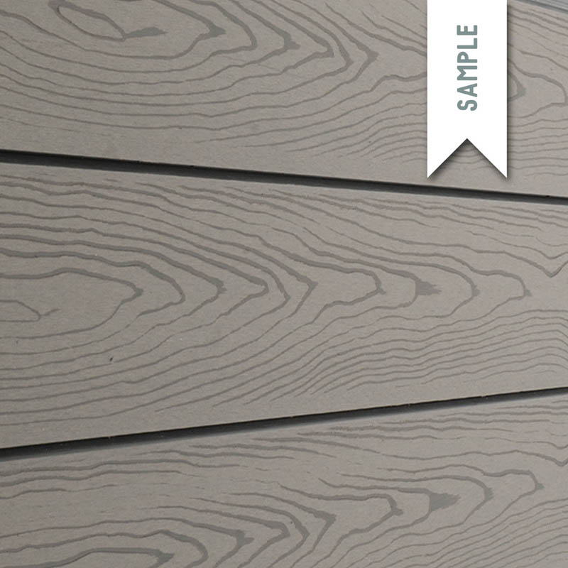 composite cladding free sample light grey