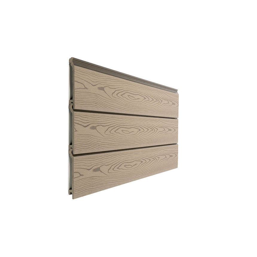 Composite cladding boards antique
