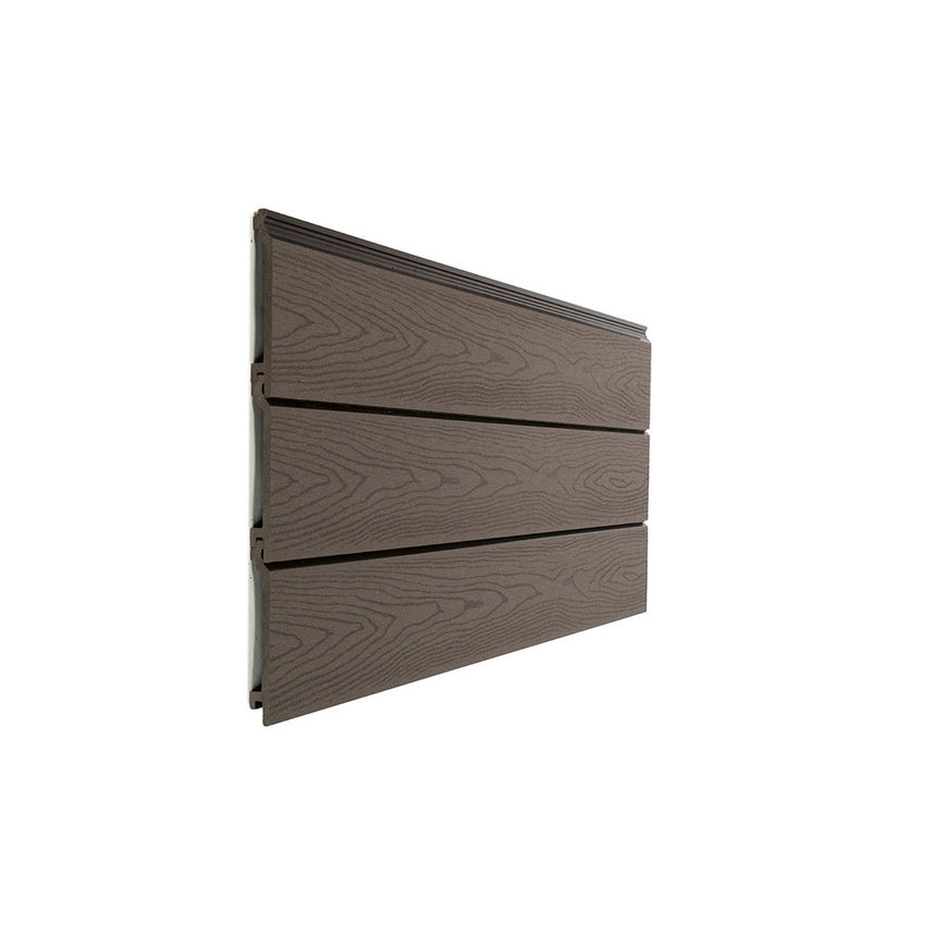 Composite cladding boards coffee