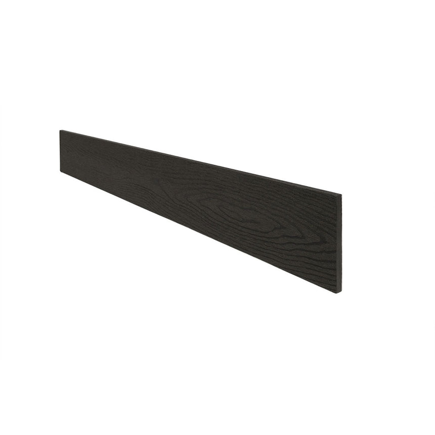 composite decking fascia trim classic dark grey