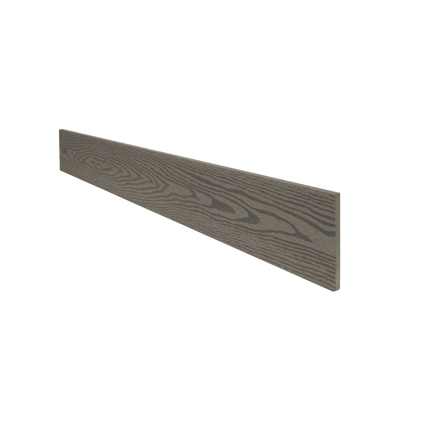 composite decking fascia trim classic light grey