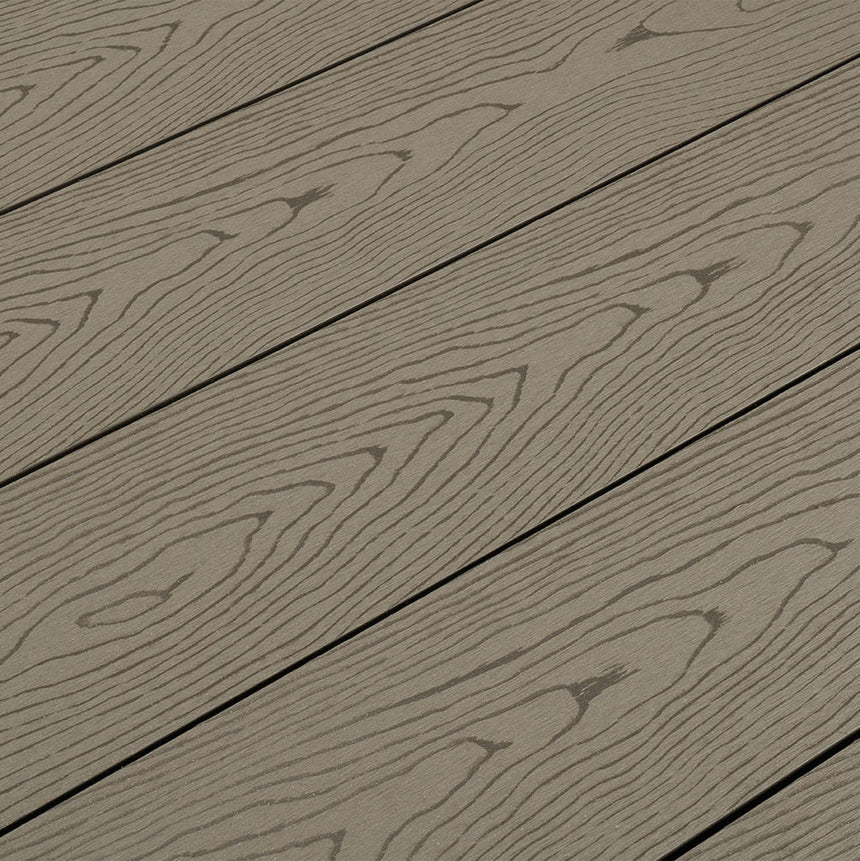 composite decking boards classic realistic grain antique
