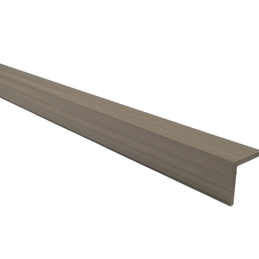 composite decking supreme corner trim antique