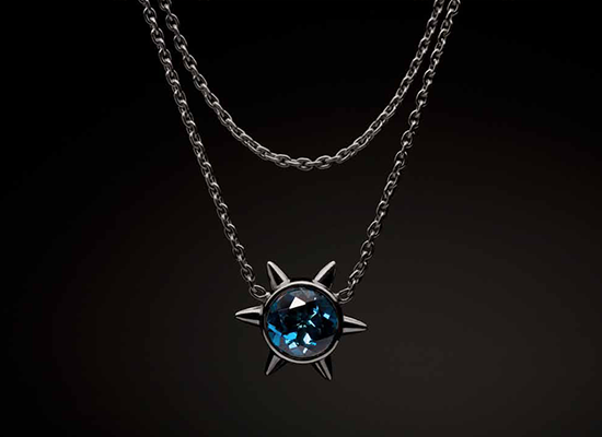 Chaos Necklace
