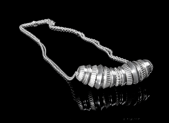 Igraine Torc Necklace