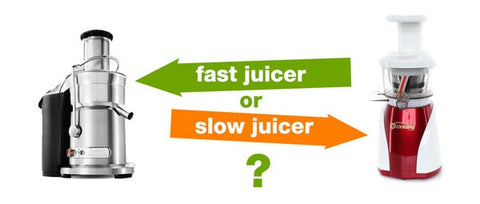 Slow Juicing Vs Fast Juicing : Juiceway slow juicers specialist, Juicers Ireland, Juicer