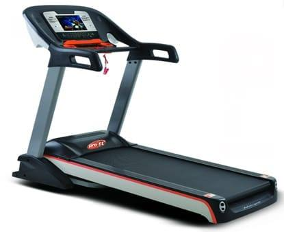 PROFIT TREADMILL BM9060S, LCD SCREEN, 180KG, BLACK