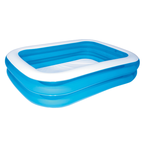 BESTWAY 450L 51X201X150CM INFLATABLE POOL