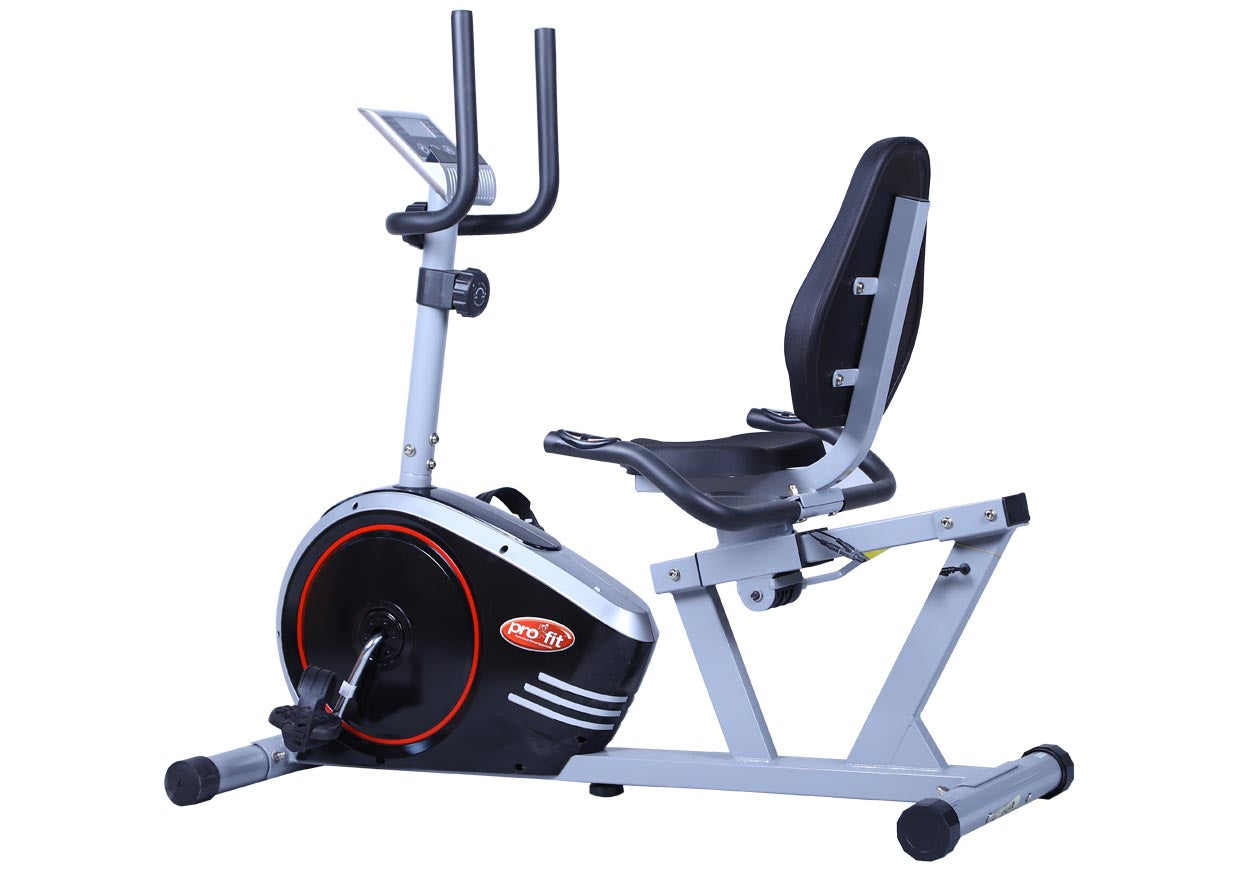 PROFIT EXERCISE BIKE KLJ 8518R, LCD SCREEN
