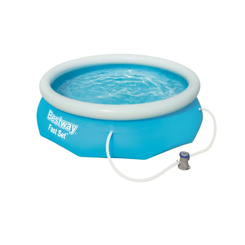 BESTWAY 2300L 244X66CM INFLATABLE POOL