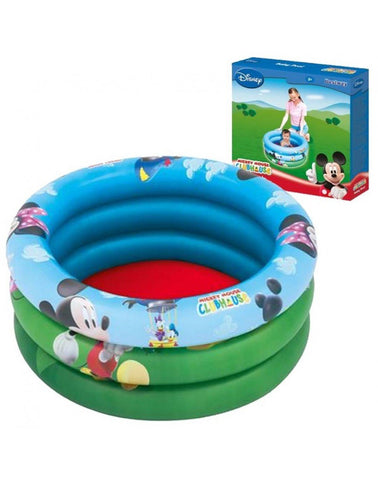 BESTWAY 3 RING BABY POOL 70CM*30CM