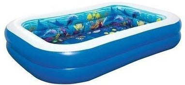 BESTWAY 3D UNDERSEA ADVENTURE POOL