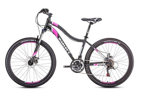 TRINX N106, MOUNTAIN BICYCLE, SIZE 26, GRAY & PURPPLE, NEW 2021