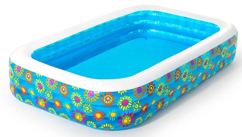 "BESTWAY FAMILY POOL ""FANTASIA"" 229 X 152 X 56 CM"