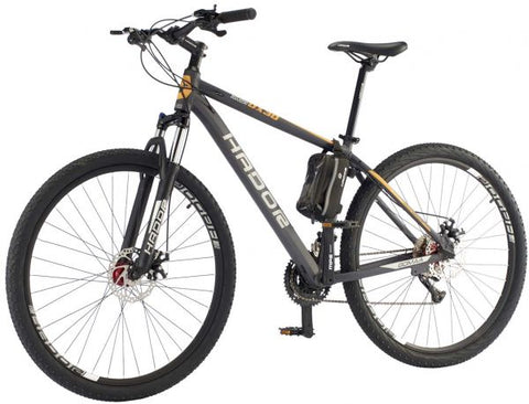HADOR OX30 MOUNTAIN BICYCLE, 30 SPEEDS, BLACK & ORANG