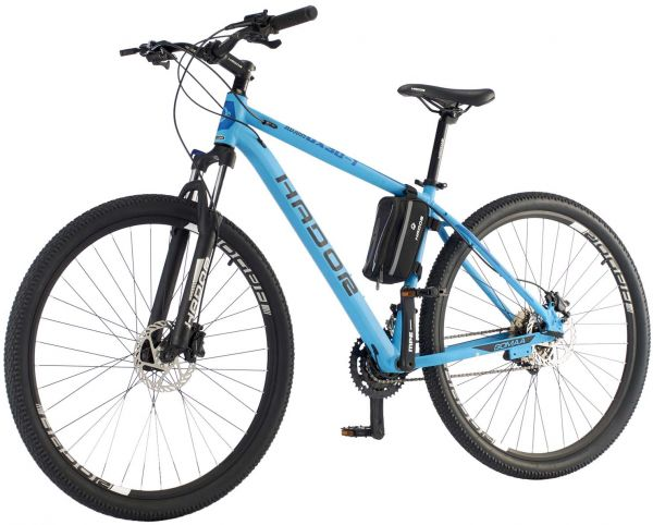 HADOR OX30-1 MOUNTAIN BICYCLE, 30 SPEEDS, BLUE