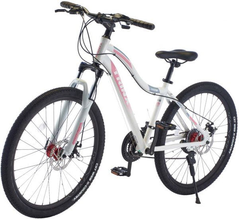 TRINX N106, MOUNTAIN BICYCLE, SIZE 26, WHITE, NEW 2021