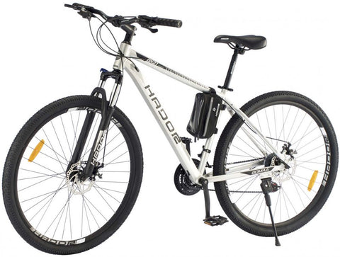 HADOR OX21 MOUNTAIN BICYCLE, 21 SPEEDS, SILVER