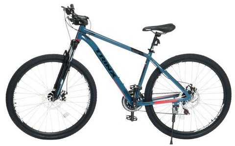 TRINX M126 PRO BICYCLE, 21 SPEEDS, 29 INCHES, BLUE & BLACK- NEW 2021