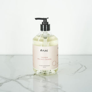 Body  & Hand Soap - Lavender- PURE BIO
