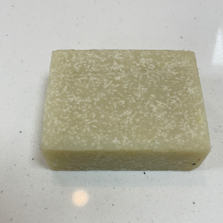 Unwrapped Shave & Shampoo Bar