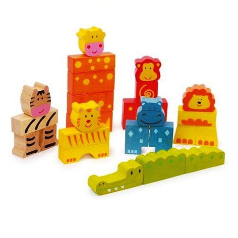 2688 Safari Building a Blocks