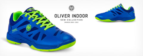 OLIVER Indoor Shoes
