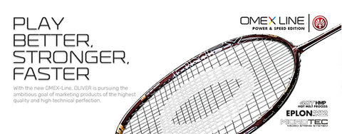 OLIVER Badminton Racquets