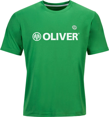 Active T-Shirt Green